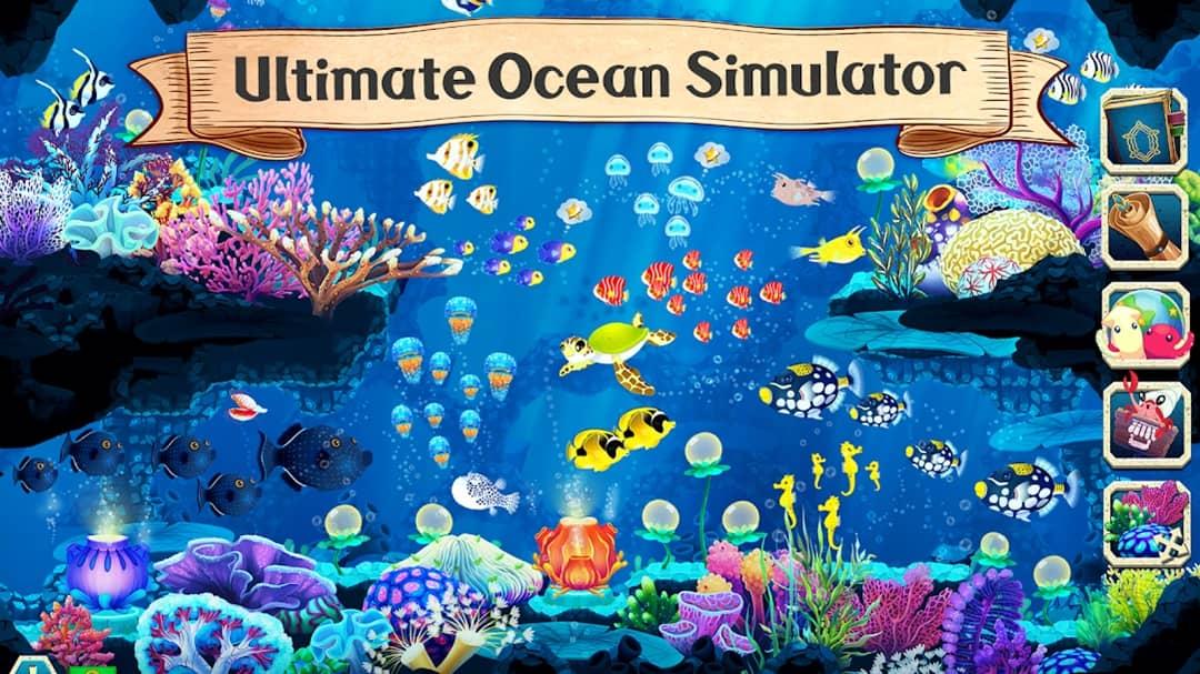 Ocean Sanctuary Screenshot