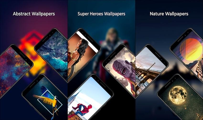 WallPixel wallpaper apps