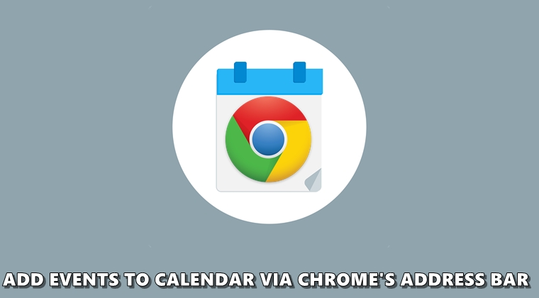 add events chrome cover