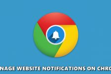 chrome notifications cover