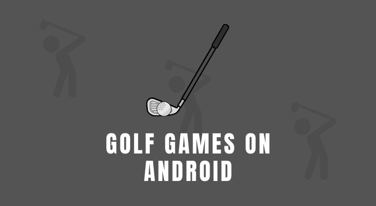 Golf games to play on Android
