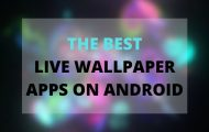 live wallpaper apps cover