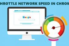chrome network speed