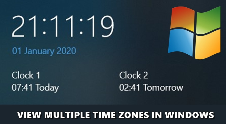 time zones cover