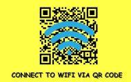 wifi qr cover