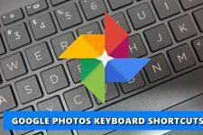 photos keyboard shortcut