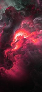 nubia red magic cloud wallpaper