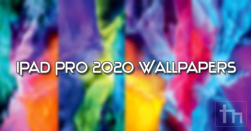 Official Ipad Pro 2020 Wallpapers Download Technastic