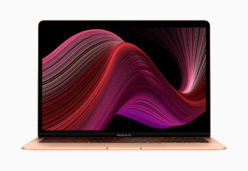 apple mabook air 2020 wallpapers poster image
