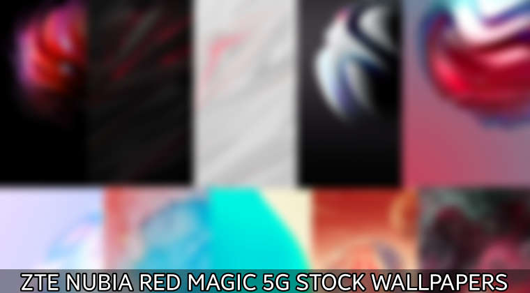 nubia red magic 5g wallpapers