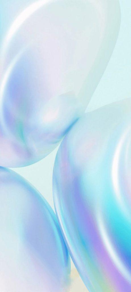 oneplus 8 pearl blue wallpaper