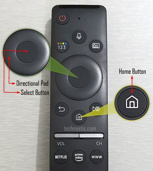 samsung smart remote