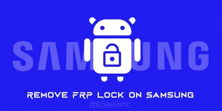 samsung frp lock removal