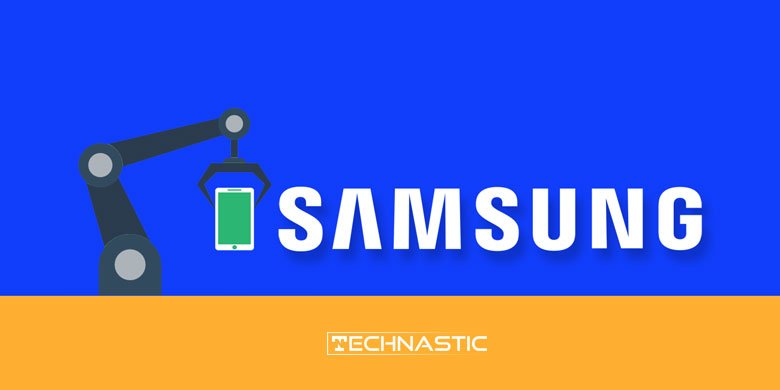 samsung mobile manufacturing date