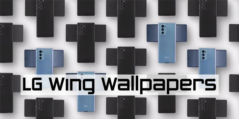 lg wing stock wallpapers