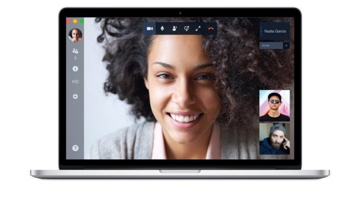 Jitsi linux video call conferencing