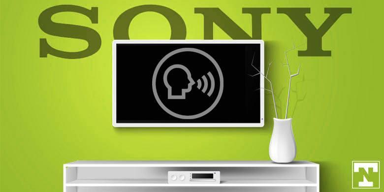 turn off talkback on sony tv
